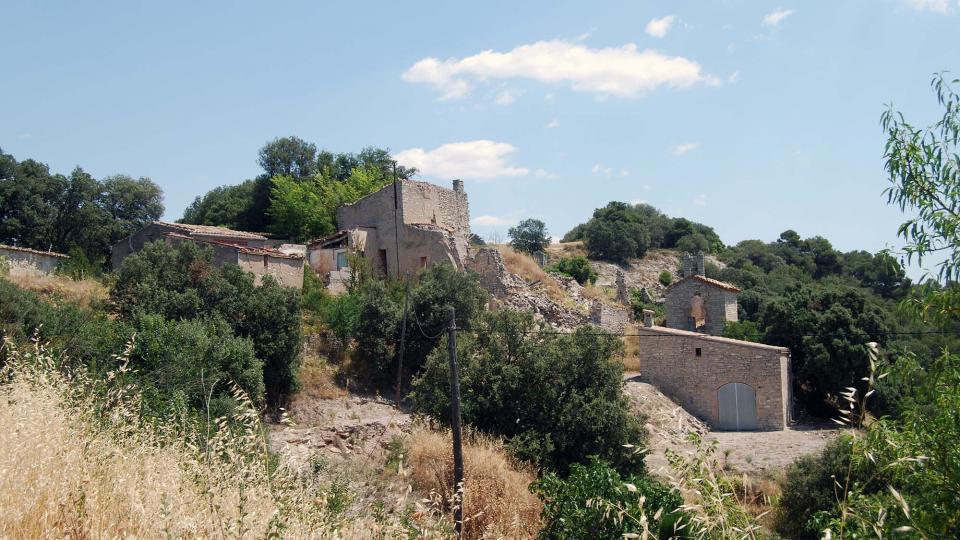 10.07.2016 vista del poble  Palamós -  Ramon Sunyer