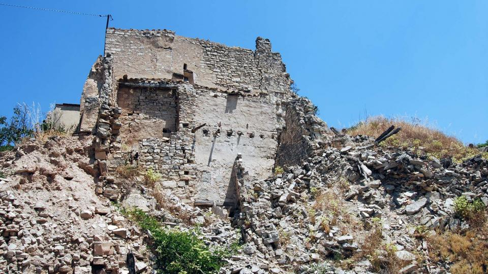 10.07.2016 castell enrunat  Palamós -  Ramon Sunyer