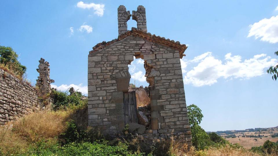 10.07.2016 Capella de Sant Joan  Palamós -  Ramon Sunyer