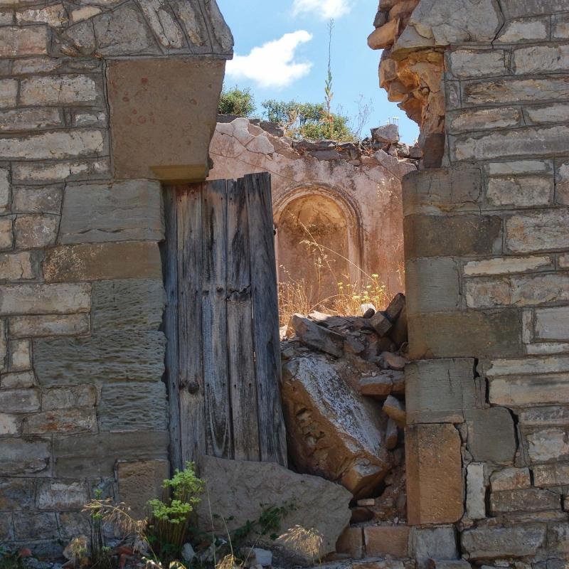 Capella de Sant Joan - Autor Ramon Sunyer (2016)