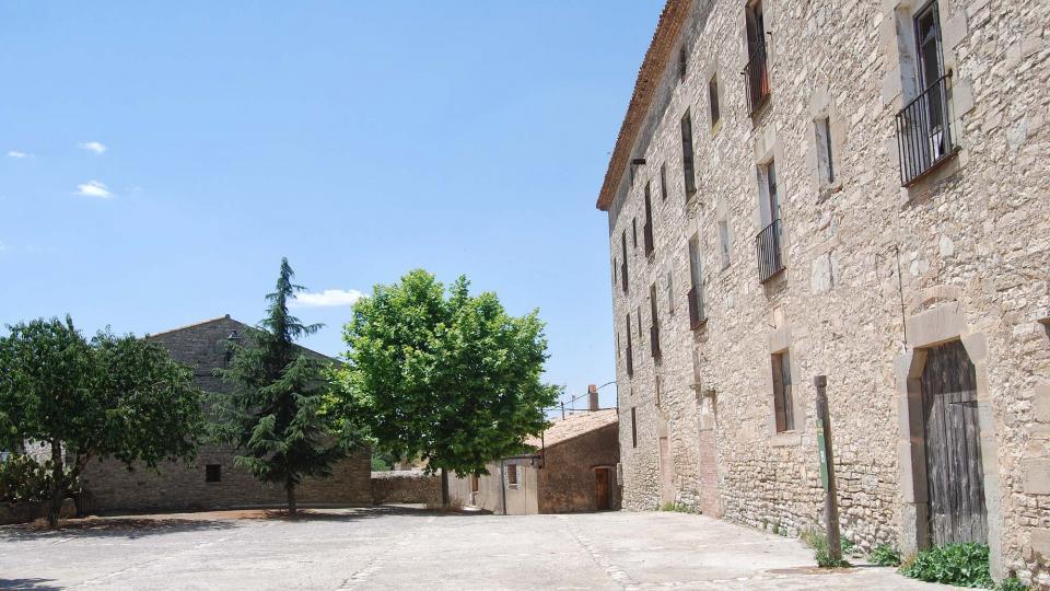 10.07.2016 convent jesuïta  Sant Guim de la Rabassa -  Ramon Sunyer