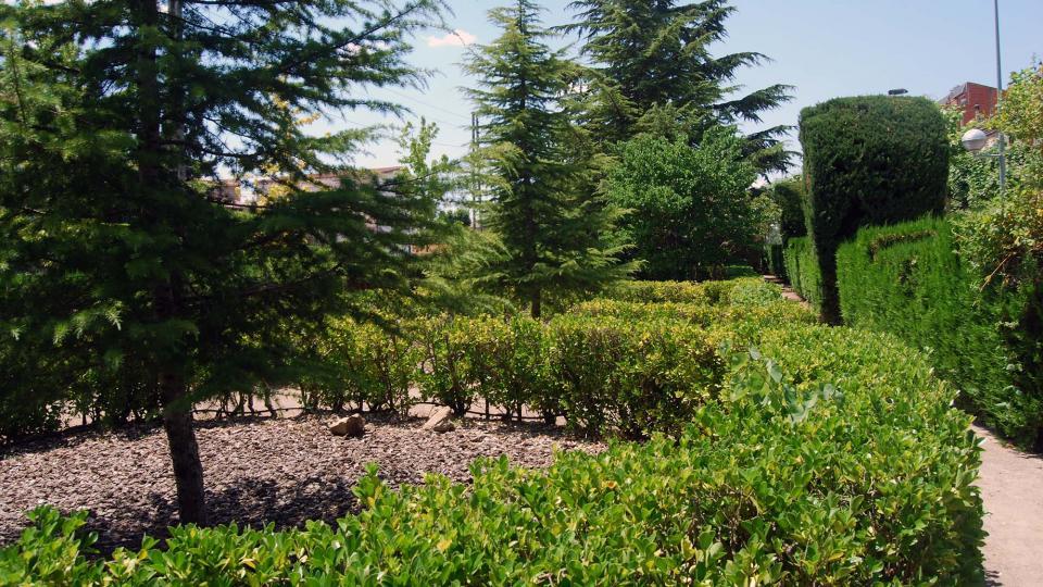 10.07.2016 parc  Sant Guim de Freixenet -  Ramon Sunyer