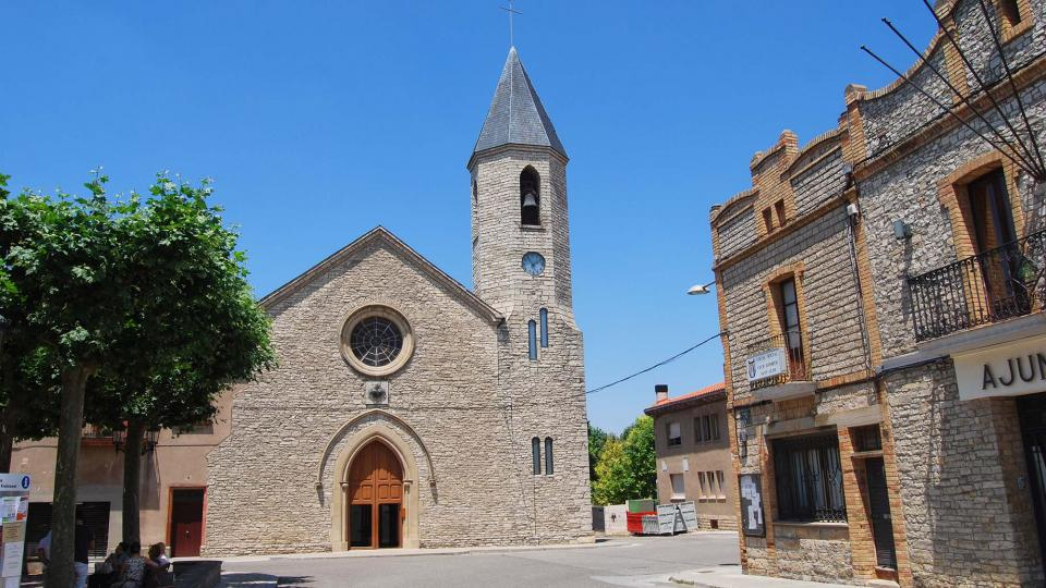 Church of Sagrat Cor - Author Ramon Sunyer (2016)