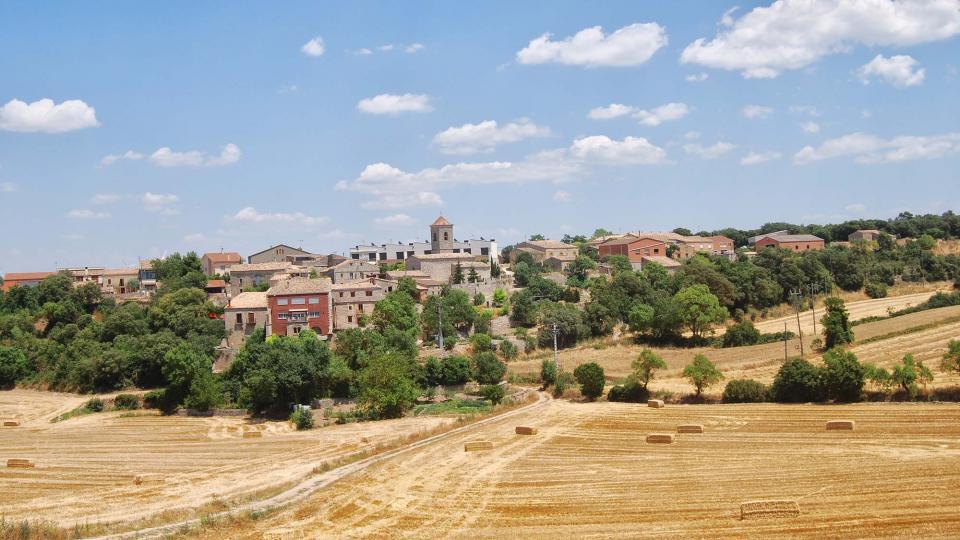 10.07.2016 vista  Sant Domí -  Ramon Sunyer