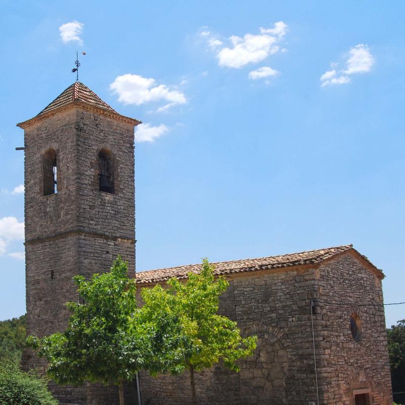 10.07.2016 Església de Sant Pere  Sant Domí -  Ramon Sunyer