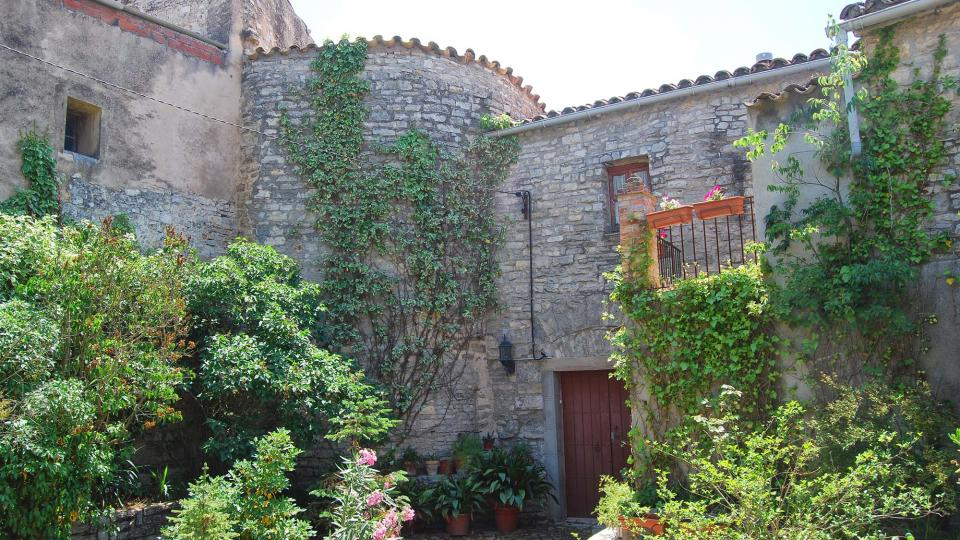 10.07.2016 castell Cal Raich  Sant Domí -  Ramon Sunyer