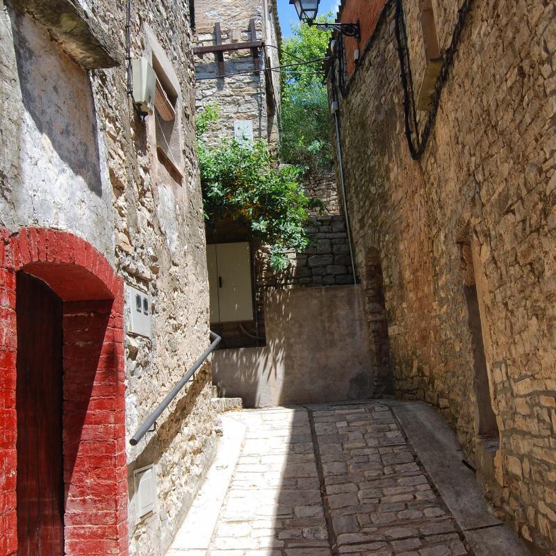 10.07.2016 carrer  Sant Domí -  Ramon Sunyer