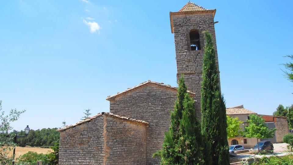 Church of Sant Pere - Author Ramon Sunyer (2016)