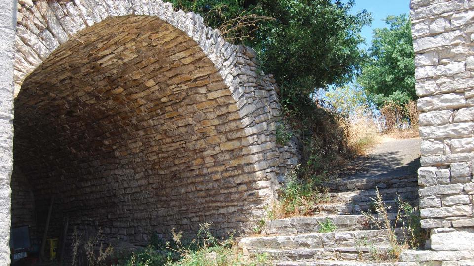 10.07.2016   El Castell de Santa Maria -  Ramon Sunyer