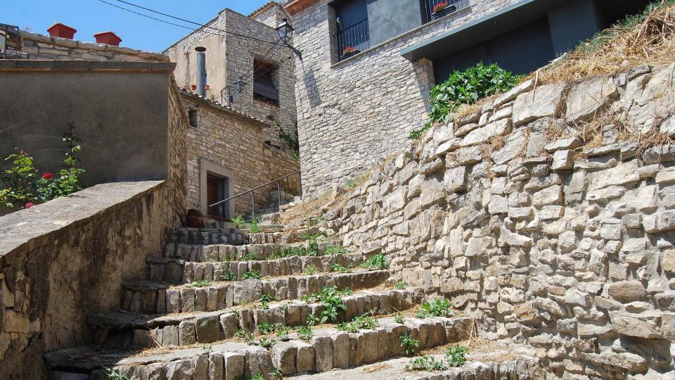 10.07.2016 escales  El Castell de Santa Maria -  Ramon Sunyer
