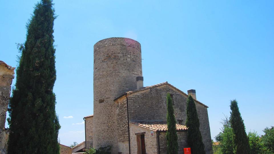 10.07.2016 Torre de Mejanell  Malacara -  Ramon Sunyer
