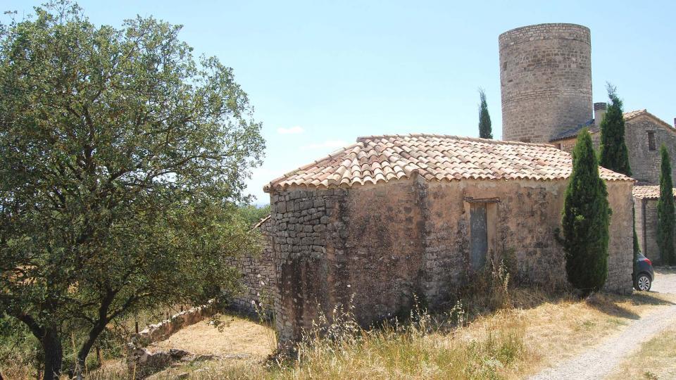 10.07.2016 Sant Pere de Mejanell  Malacara -  Ramon Sunyer