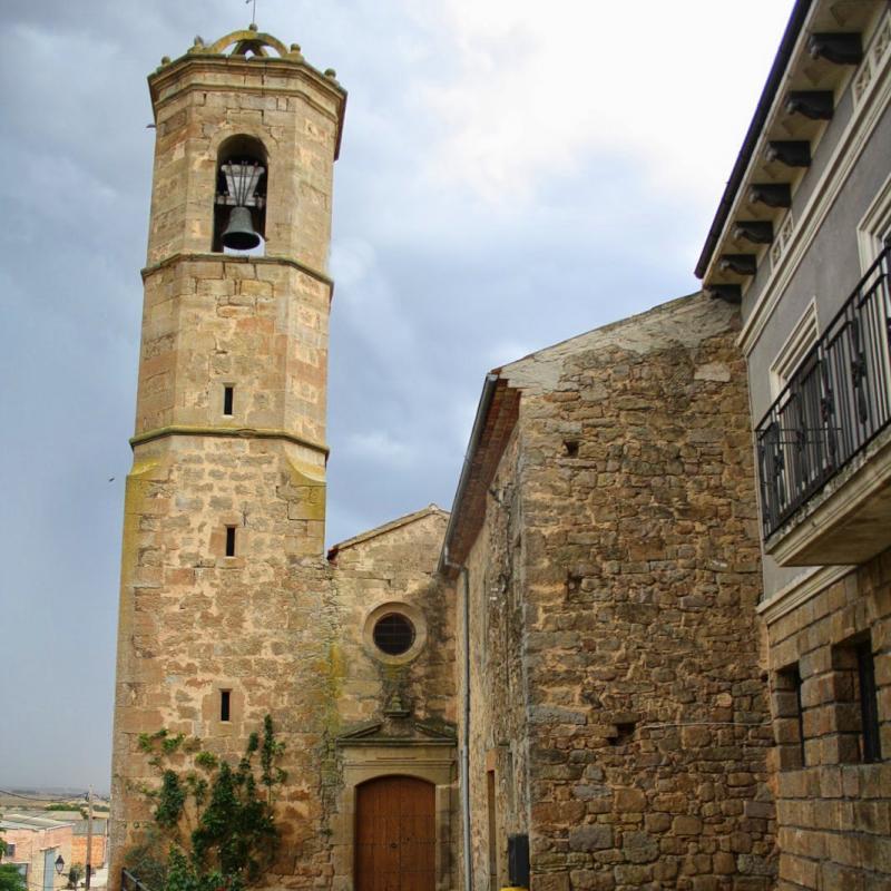 15.07.2013 Església de Santa Maria  Florejacs -  Autor