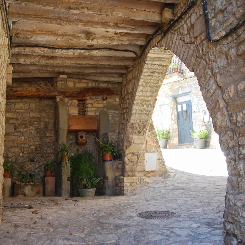 17.07.2016 portal  La Manresana -  Ramon Sunyer