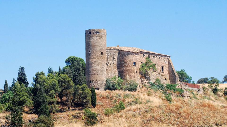 Castle of Castellmeià - Author Ramon Sunyer (2016)