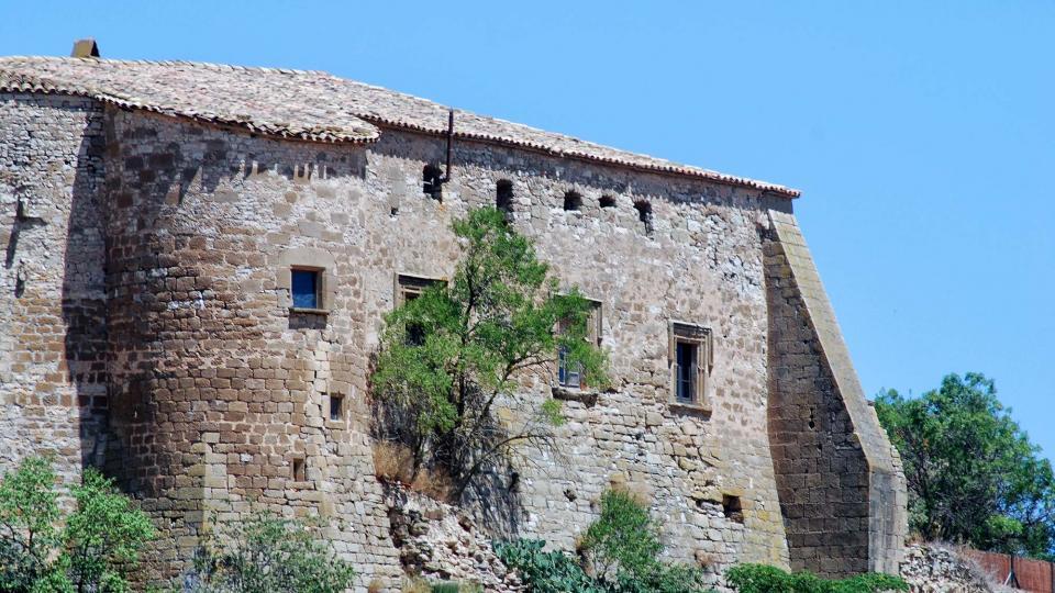 17.07.2016 castell  Castellmeià -  Ramon Sunyer
