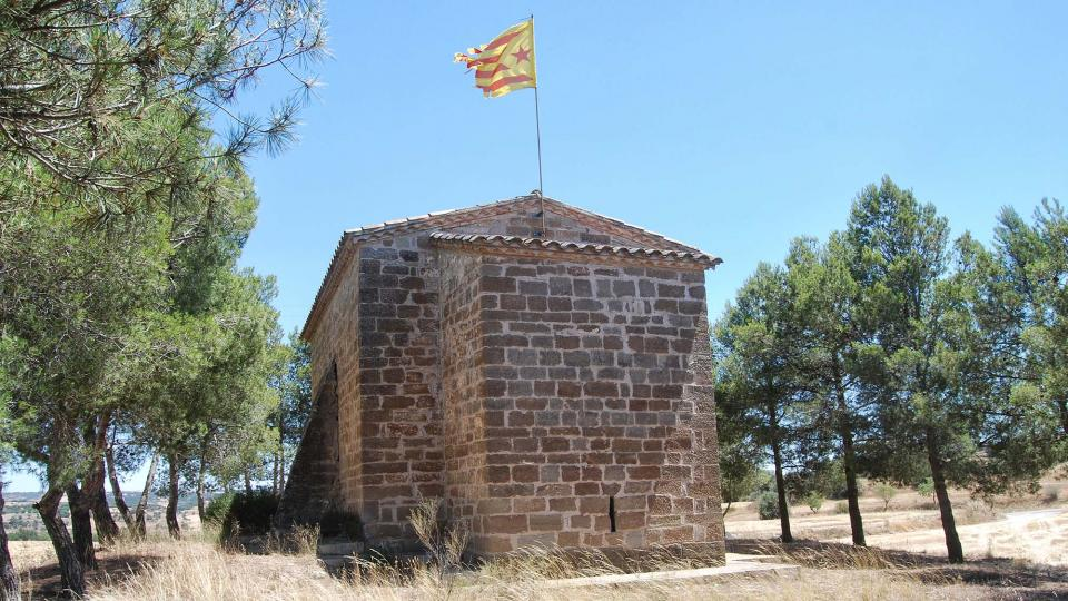 Ermitage de Sant Julià - Auteur Ramon Sunyer (2016)