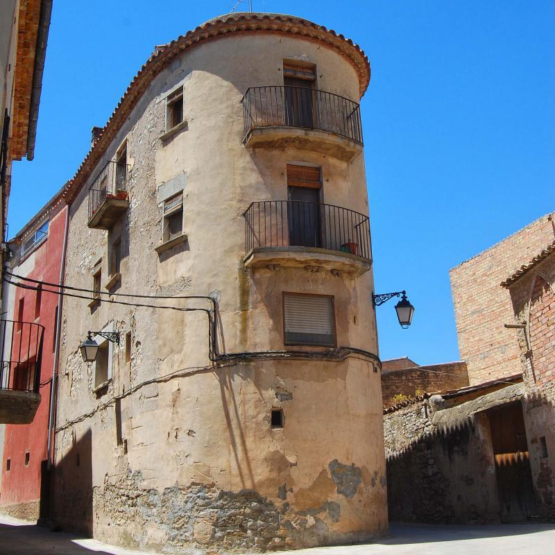 17.07.2016 casa  Tarroja de Segarra -  Ramon Sunyer