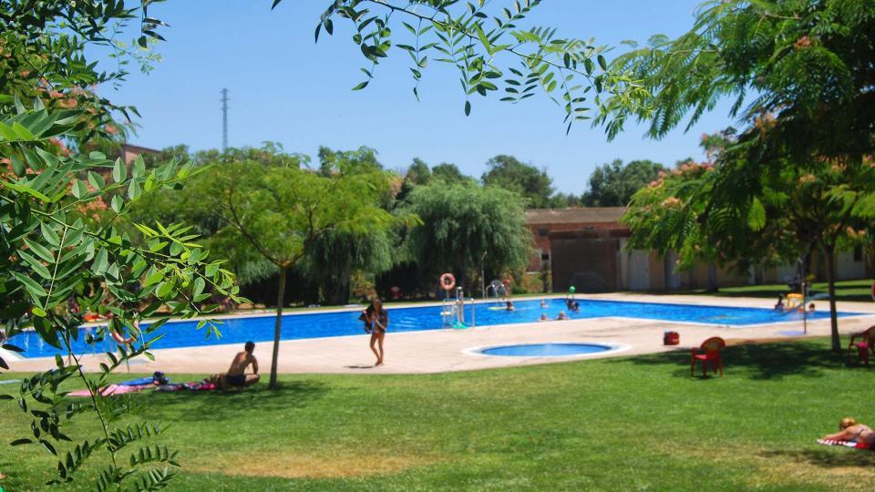 17.07.2016 piscines  Tarroja de Segarra -  Ramon Sunyer