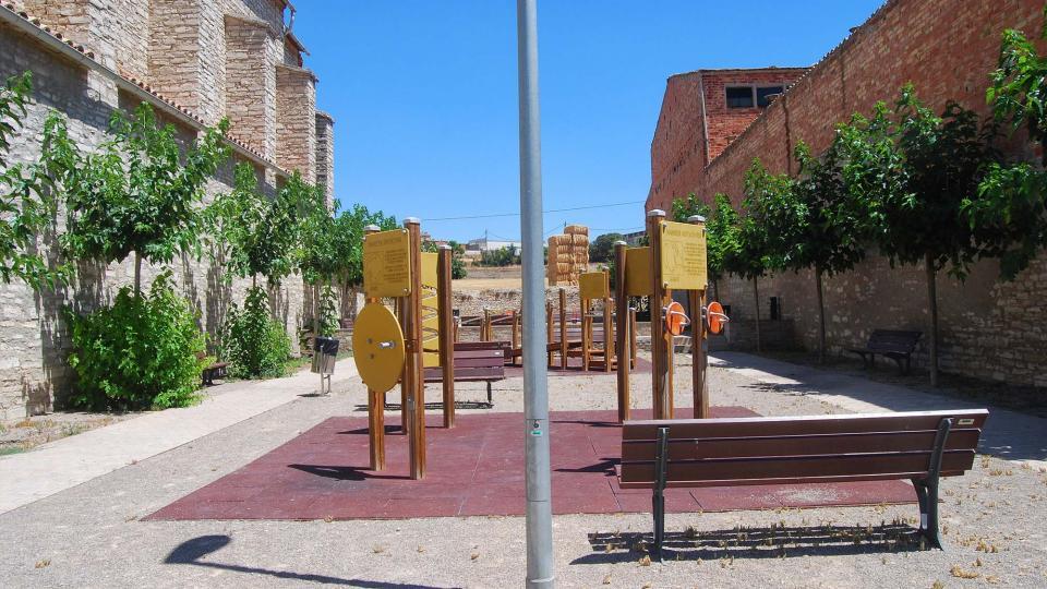 17.07.2016 parc  Sant Antolí i Vilanova -  Ramon Sunyer