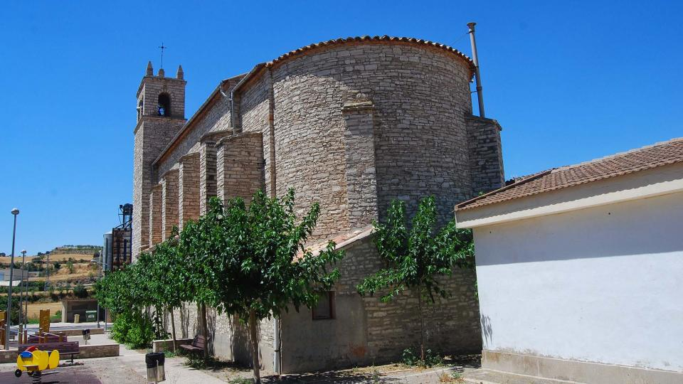 Church of Santa Maria - Author Ramon Sunyer (2016)