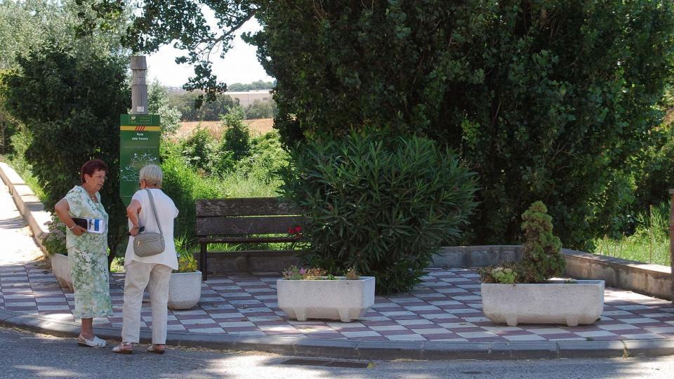 17.07.2016 gent  Sant Antolí i Vilanova -  Ramon Sunyer