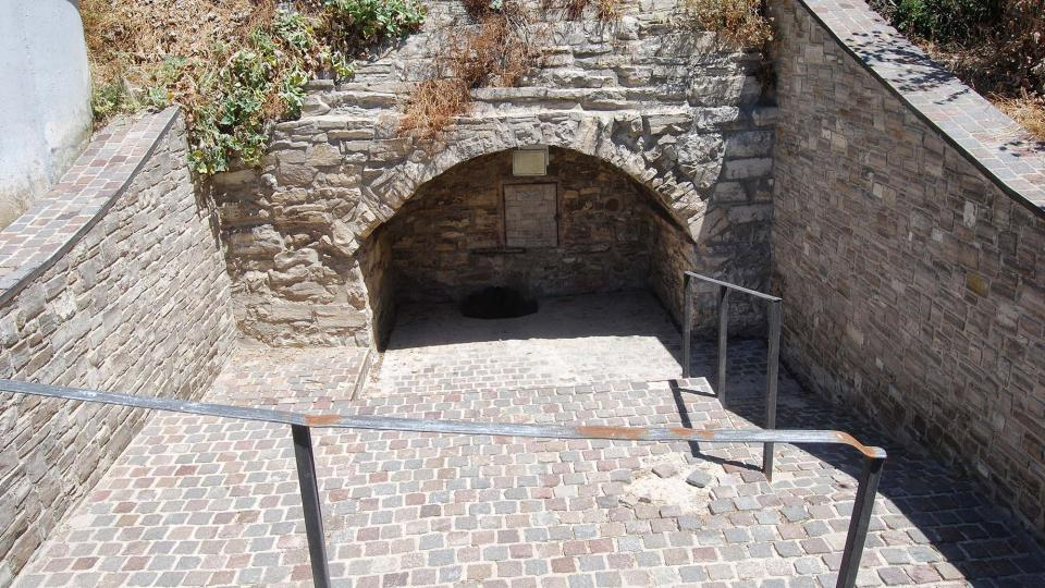 17.07.2016 font  Sant Antolí i Vilanova -  Ramon Sunyer