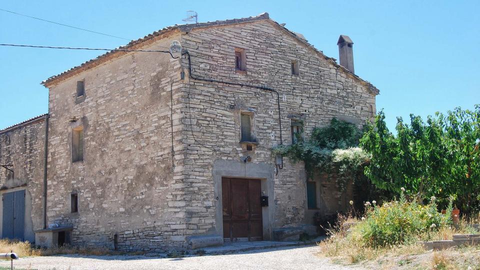 17.07.2016 casa  Sant Antolí i Vilanova -  Ramon Sunyer