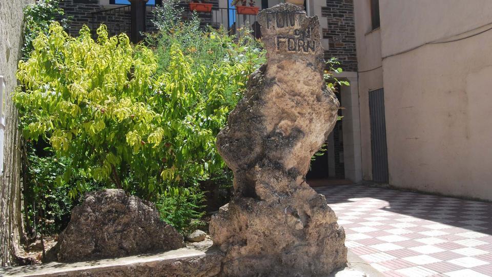 17.07.2016 font del Forn  Sant Antolí i Vilanova -  Ramon Sunyer