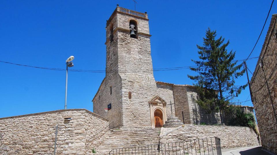 Church of Sant Jaume - Author Ramon Sunyer (2016)