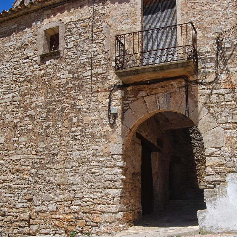 24.07.2016 portal  Portell -  Ramon Sunyer