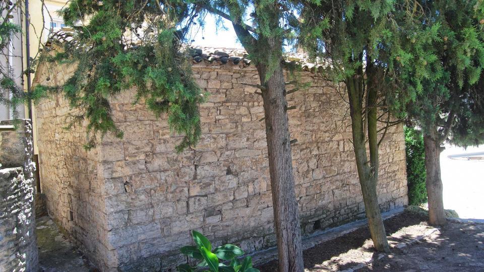 Capella de Sant Ramon Nonat - Autor Ramon Sunyer (2016)