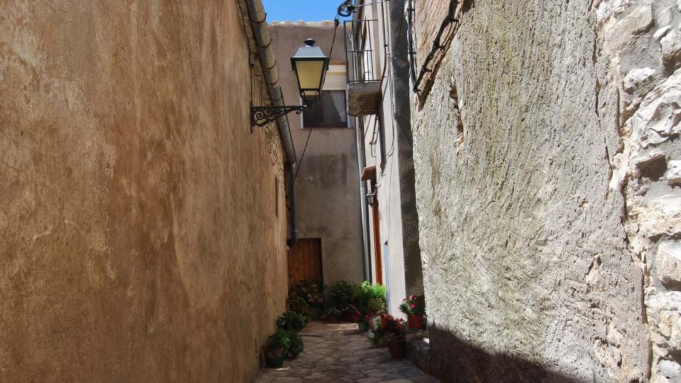 24.07.2016 carrer  Viver de Segarra -  Ramon Sunyer
