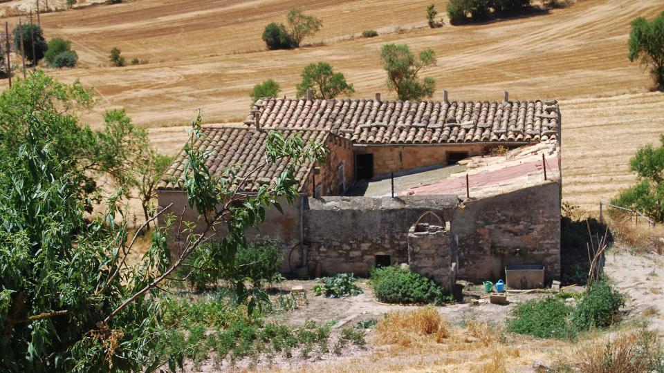 24.07.2016 mas  Viver de Segarra -  Ramon Sunyer