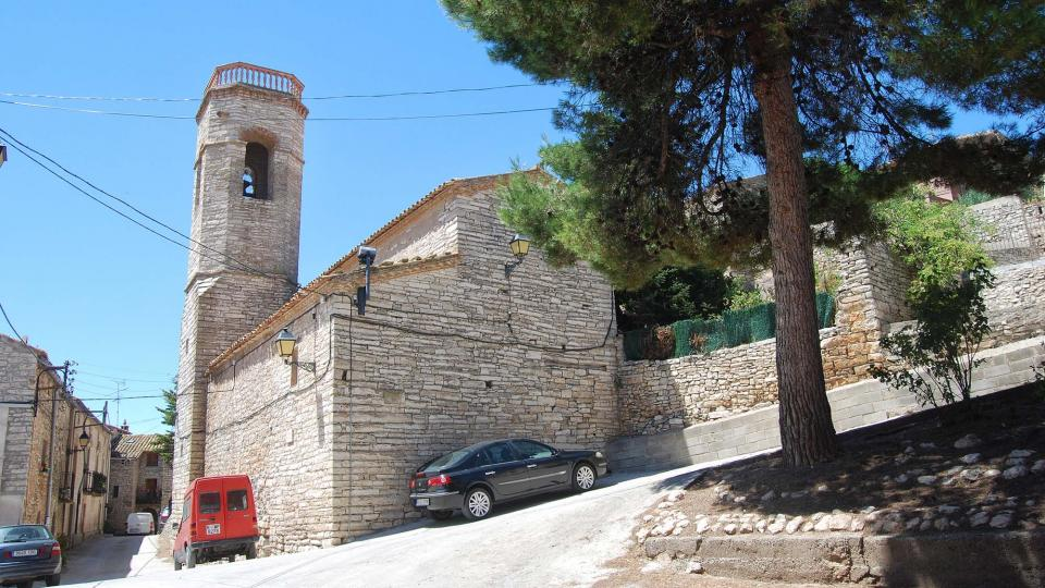 Church of Santa Maria - Author Ramon Sunyer (2016)