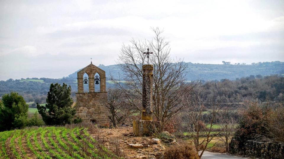 29.12.2015 Mare de Déu de Camp-real  Massoteres -  Ramon Sunyer
