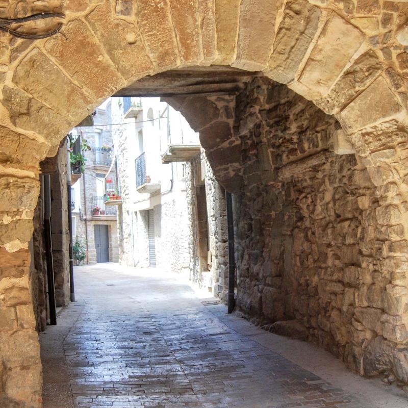 09.08.2015 portal  Massoteres -  Ramon Sunyer