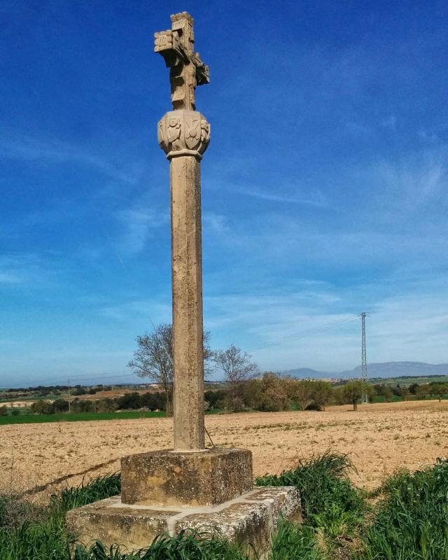Croix de chemin Massoteres