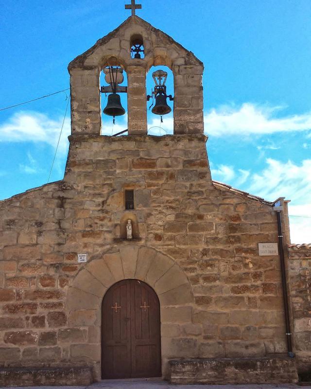 Església de  Sant Jaume - Autor Ramon Sunyer (2014)