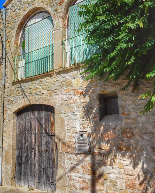 22.09.2014 casa  Palouet -  Ramon Sunyer