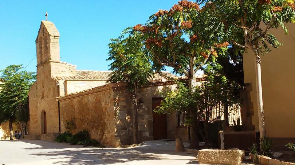 22.09.2014 Església Sant Jaume  Palouet -  Ramon Sunyer