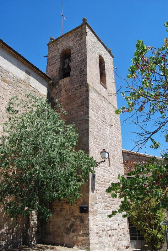 Església de Sant Pere - Autor Ramon Sunyer (2016)