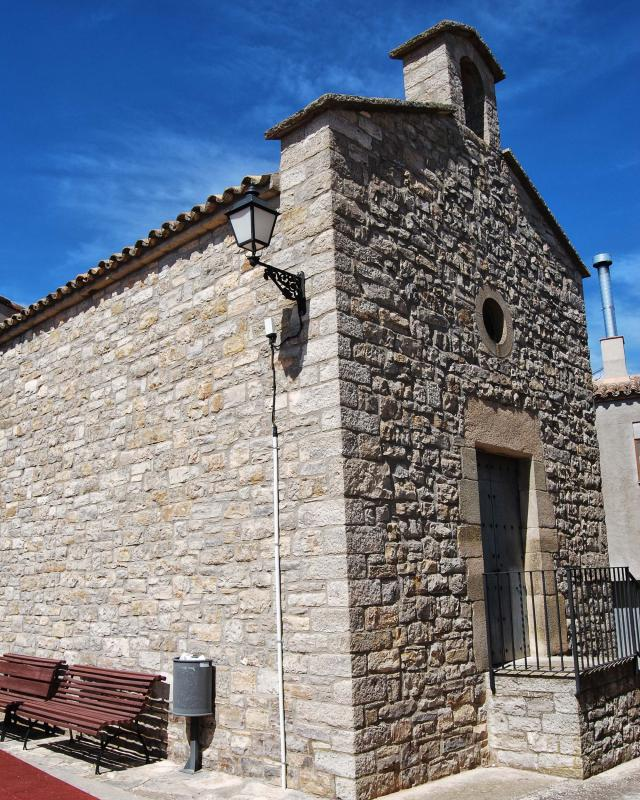 Iglesia de Sant Jordi - Autor Ramon Sunyer (2015)