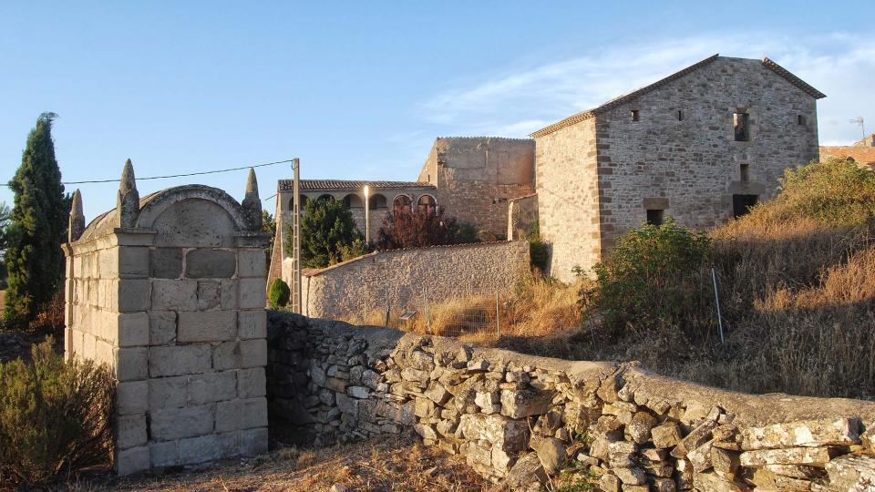 Funerario  Cementiri - Autor Ramon Sunyer (2016)