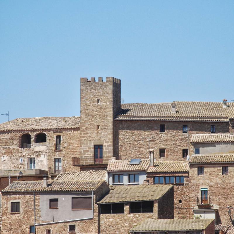 14.08.2016 castell  Florejacs -  Ramon Sunyer