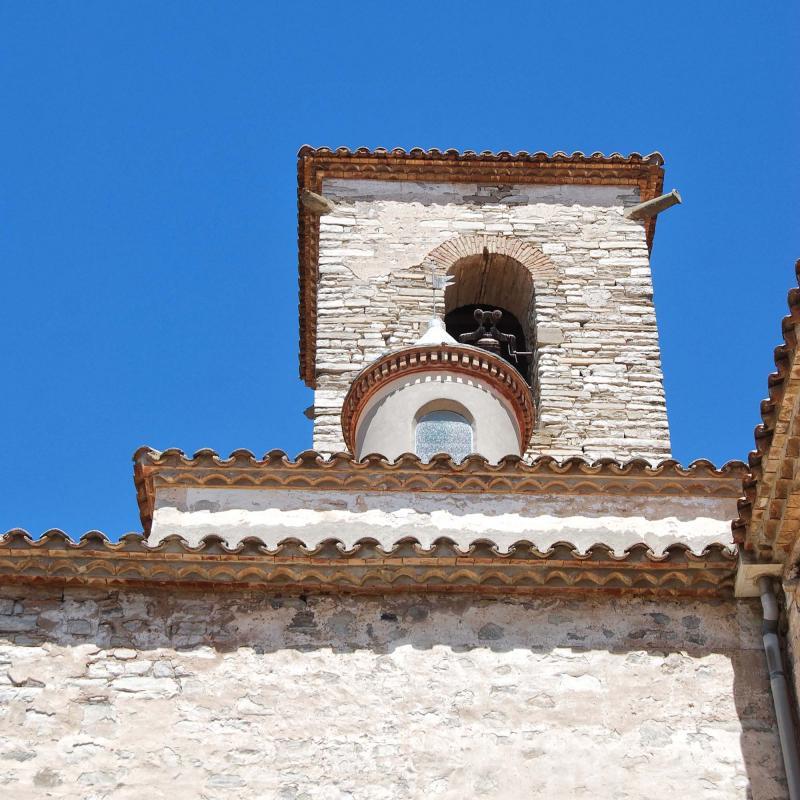 Iglesia de Santa Maria - Autor Ramon Sunyer (2016)