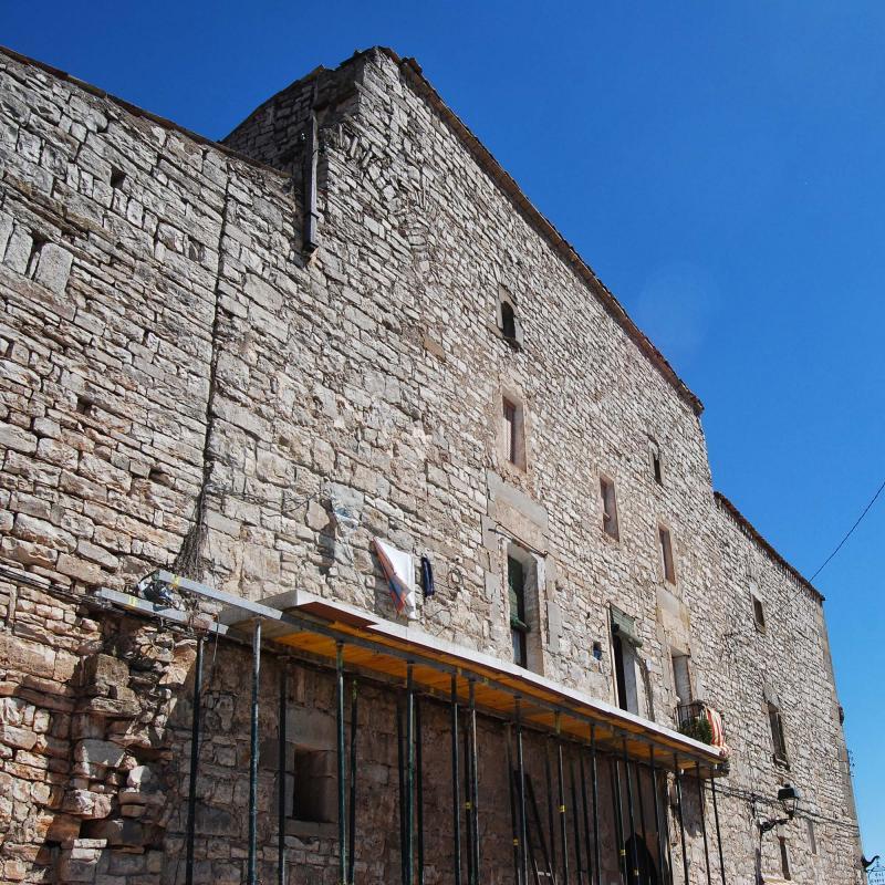 21.08.2016 Castell  Santa Fe -  Ramon Sunyer