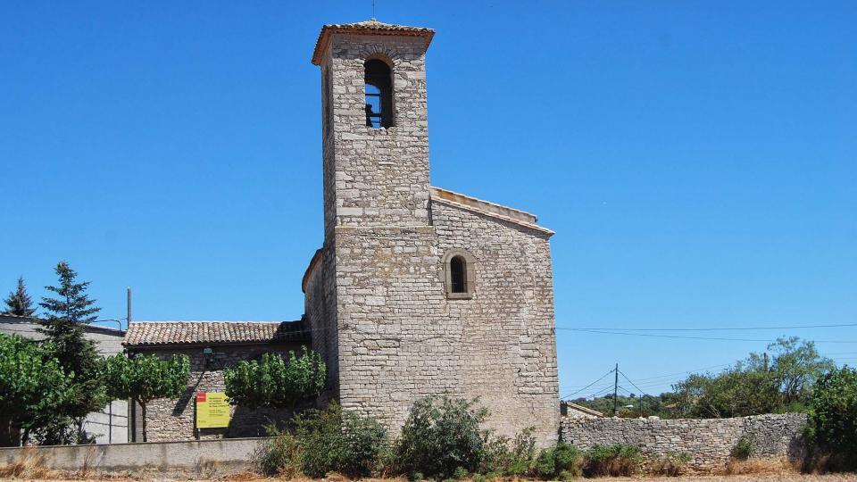 21.08.2016 Església de Sant Pere  Santa Fe -  Ramon Sunyer