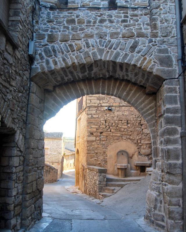24.08.2016 Portal de Tàrrega  Guimerà -  Ramon Sunyer