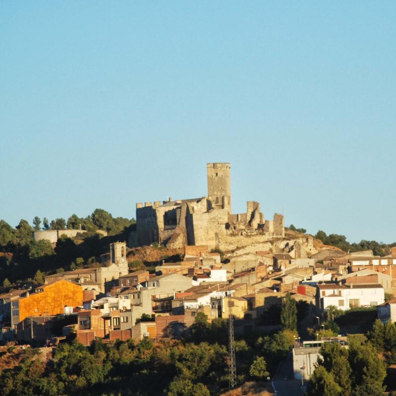 Castillo de Ciutadilla - Autor Ramon Sunyer (2016)